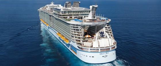 ship oasis seas